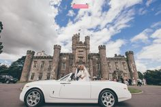 Mel and Julian's incredible wedding at Hensol Castle, Vale of Glamorgan, South Wales. Talk about celebrity wedding! A completely amazing day!