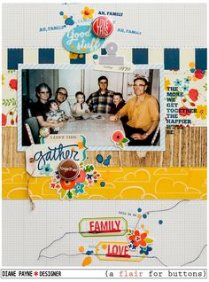 Layout: Gather Together