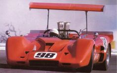 George Eaton - McLaren M12 Chevrolet - George Eaton Racing - Unknown race - 1969 Canadian-American Challenge Cup