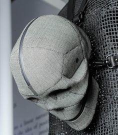 Skull Bag by Aitor Throup | A R T N A U