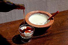 sri lankan buffalo curd and treacle Le Sri Lanka, Milk The Cow, Sri Lankan Recipes, Curd Recipe, Food Words, The Dish, Sweet Tooth, Sweet Treats, Deserts