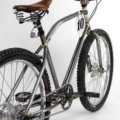 「#hackbikederby #klunker #hiterite」