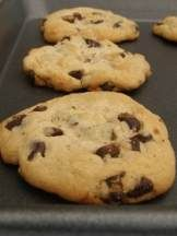 Neiman Marcus Chocolate Chip Cookies-made these a few days ago and left out the instant coffee and baked 5 minutes less. Turned out AMAZING! So far this is the tastiest and chewiest chocolate chip cookie recipe I've been able to find.