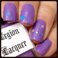 Legion Lacquer That's Just Grape!