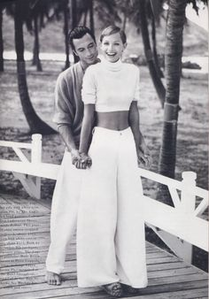 ☆ Amber Valletta | Photography by Patrick Demarchelier | For Harper's Bazaar Magazine US | May 1993 ☆