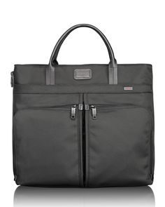Alpha Companion Tote Bag, Black - Tumi