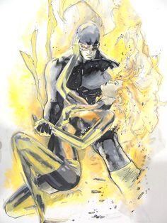 Jean Grey (Phoenix / Dark Phoenix) and Cyclops
