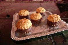 Recept na vánoční cukroví: kokosky