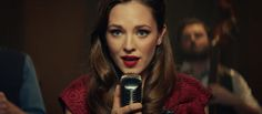 Laura Osnes as Julia Trojan in Bandstand