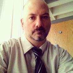 Self-portrait with tie