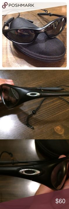 771b4bf6a2db Oakley Minute men's sunglasses Some cool, possibly rare sunglasses I bought  and wore back in