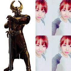 Norse Zodiac // Heimdall // Gowoon of BerryGood