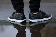 Nike SB Trainerendor: Iron Green/Black-Metallic Silver