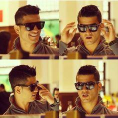 Cristiano Ronaldo, coolness