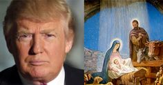 "A few years back we saw saying the words ""Merry Christmas"" come under intense scrutiny by the left. Saying merry christmas has actually resulted in law suits. This is outrageous. As a Bible believing Christian, Donald Trump refuses to sit by and watch Christians face persecution because they are simply wishing someone Merry Christmas. In …"