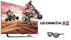 LG Electronics 55LA6200 55-Inch Cinema 3D 1080p 120Hz LED-LCD HDTV with Smart TV and Four Pairs of 3D Glasses http://www.amazon.com/LG-Electronics-55LA6200-55-Inch-LED-LCD/dp/B00BB9OOII?=wsw=ducpmn-20