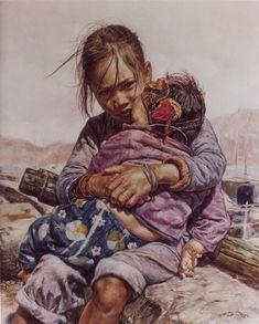 Wai Ming Paintings | Ressam Wai Ming ,in orijinal yağlı boya tabloları sanat ...