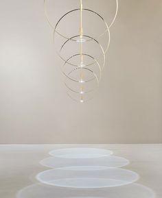 Кольца и линзы: светильник от студии Formafantasma • Новости • Дизайн • Интерьер+Дизайн