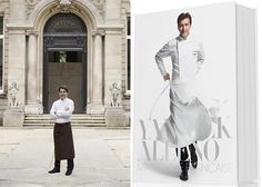 French Chef Yannick Alléno Unleashes 1200-Page Cookbook, Ma Cuisine Française