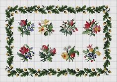 (28) Gallery.ru / Фото #38 - Схемы вышивки крестом - pustelga