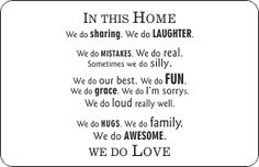 We do all these very well.... Everyday.