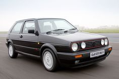 Golf II  As we roll through our little Volkswagen Group celebration here on Speedhunters, it was only fitting that we take a look back at one of the most iconic and influential automobiles that Volkswagen has produced: the Golf GTI.