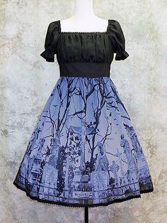 OMG -- Love this dress from Moi-meme-Moitie