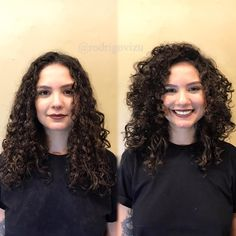 42 Curly Bob Hairstyles That Rock in 2019 - Style My Hairs Curly Hair Tips, Long Curly Hair, Curly Hair Styles, Natural Hair Styles, Frizzy Hair, Bob Haircut Curly, Biracial Hair, Medium Hair Cuts, Curly Bob Hairstyles