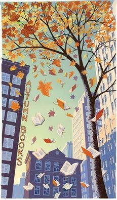 Autumn - the time for reading!