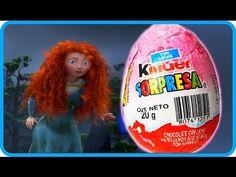 Hoy les muestro un unboxing de un Huevo Sorpresa de Valiente de Disney Perfecto para Pascua, Navidad o cualquier otro evento de vacaciones. Gracias por su at...