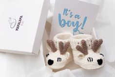 It's a boy pregnancy congratulations gift Baby boy   Etsy New Mommy Gifts, Gifts For New Parents, Baby Shower Gifts For Boys, Baby Boy Gifts, Pregnancy Congratulations, Congratulations Card, Pregnancy Gifts, Boy Pregnancy, Pregnant With Boy