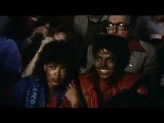 Michael Jackson - Thriller    dont really like his music but this vid is classic .
