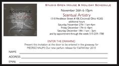 Scentual Artistry