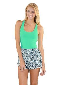 I'm One Of A Kind Short. www.Shoplaurennicole.com  #shorts #summershort #printshort #style #laurennicole