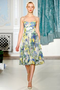 Erdem Spring 2012 Ready-to-Wear