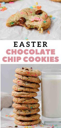 Fun Recipes, Delicious Recipes, Sweet Recipes, Recipe Ideas, Cookie Recipes, Dessert Recipes, Yummy Food, Easter Chocolate, Chocolate Desserts
