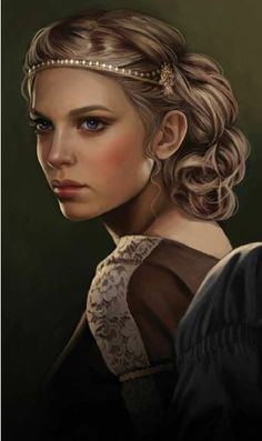 """princess elaena targaryen"" | magali villeneuve"