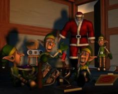 """"""" 'Twas the night before Christmas, and all through the shop Nothing was stirring, you could hear a pin drop."""" When I created this scene, I wasn't sure how to use it. http://norski.deviantart.com/prints/"""