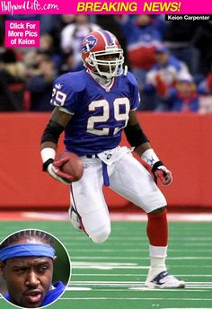 Keion Carpenter Dead: Ex-NFL Safety Dies After Collapsing Into A Coma