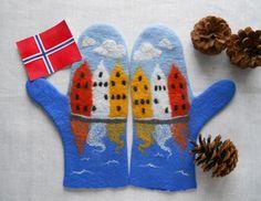Тематическая неделя «Норвегия»