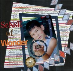 Joshua Sense of Wonder