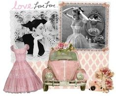 pink!! in any girly things... I love to decorate....and have fun!!!
