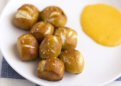 Soft Pretzel Bites - So easy to make yourself and so much better than store bought!