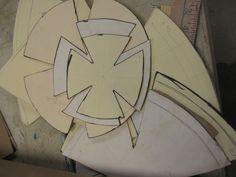Margaret Bohls slab bowl templates