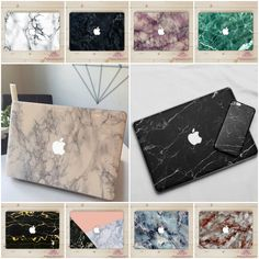 Marble Macbook Case, Marble Skin, Marble Decal.  So Sophisticated and colours to suit every one :)