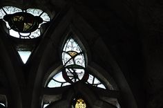 South Newington- Stained glass 187