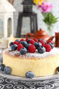 Japanese Cheesecake   |  foxyfolksy