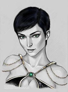 Fringilla Vigo by Anastasia Kulakovskaya (Witcher)