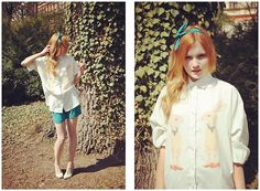 If I Had a World of My Own (by Cosette Lita) http://lookbook.nu/look/3357147-If-I-Had-a-World-of-My-Own