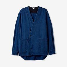 denim kimono - Steven Alan